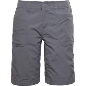 The North Face Horizon Sunnyside Pantalones cortos Mujer, gris